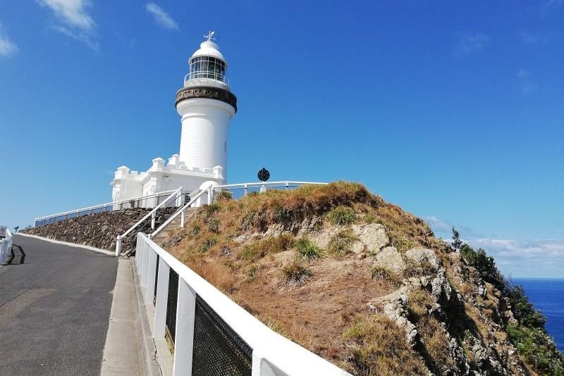 Byron Bay Leuchtturm in Australien