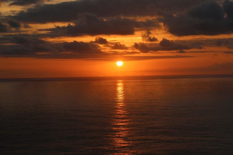 Sonnenaufgang Byron Bay