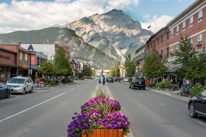 Banff - Rocky Mountains