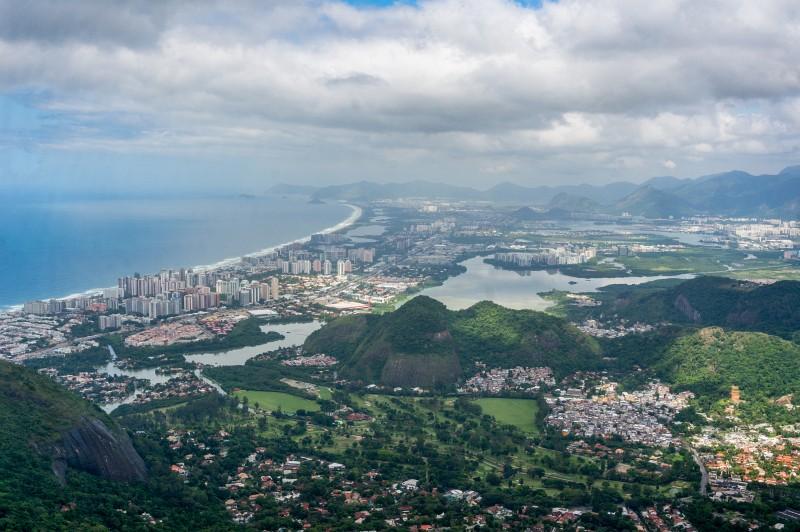 Aussichtspunkt Rio de Janeiro