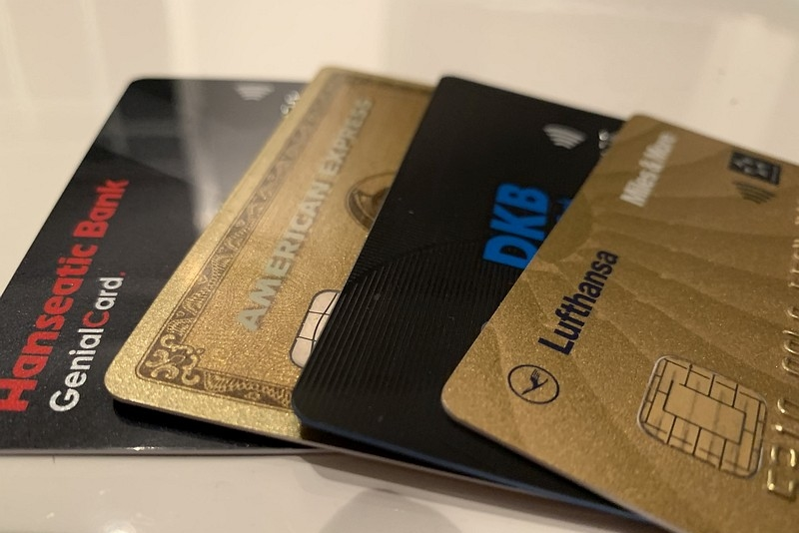 kreditkarten bzw. reisekreditkarte