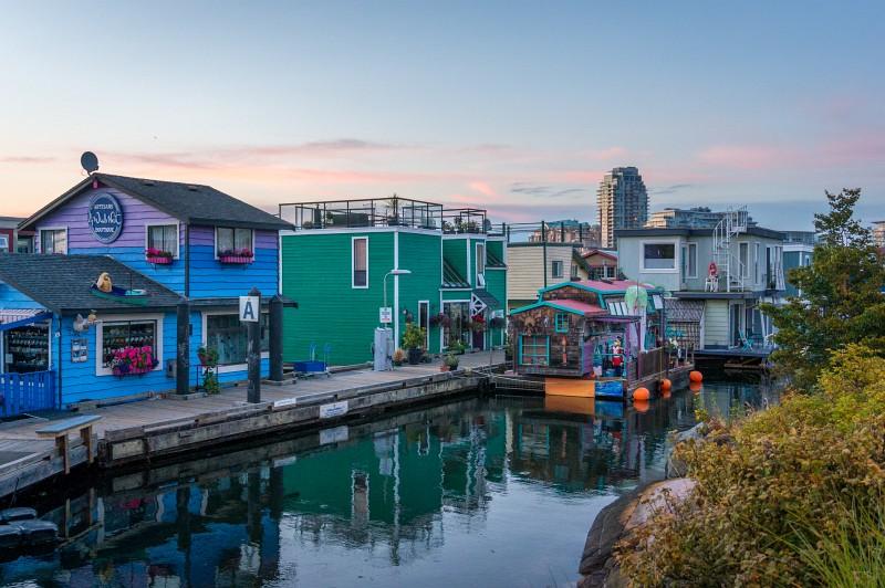 Fishermans Wharf Victoria