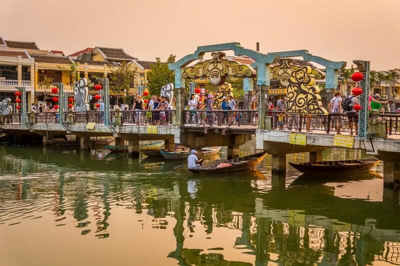 Fluss in Hoi An