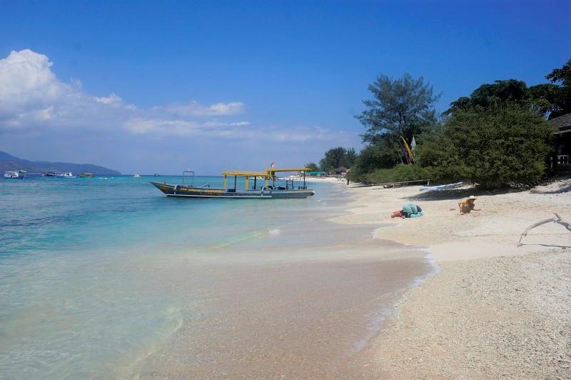Strand Gili Islands