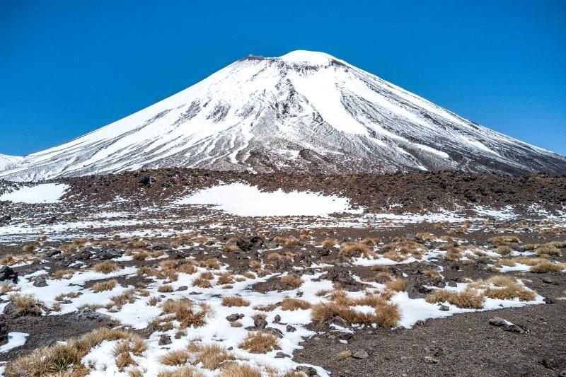Mt Ngauruhoe alias Mount Doom