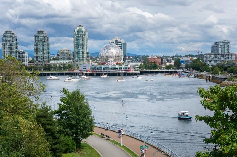 Olympisches Viertel Vancouver