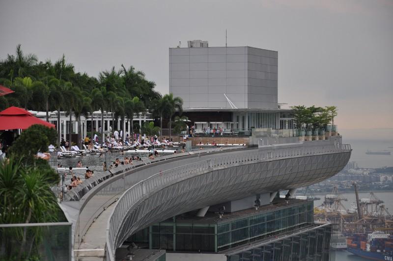 Pool des Marina Bay Sands