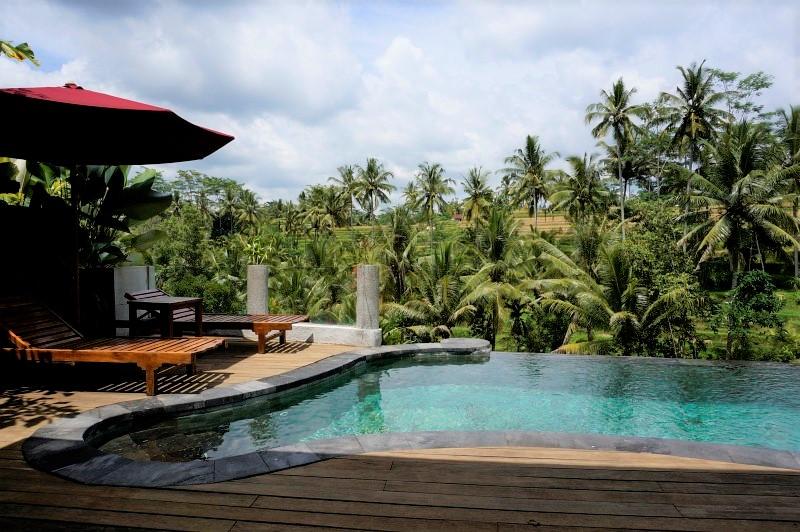 Poolvilla Ubud