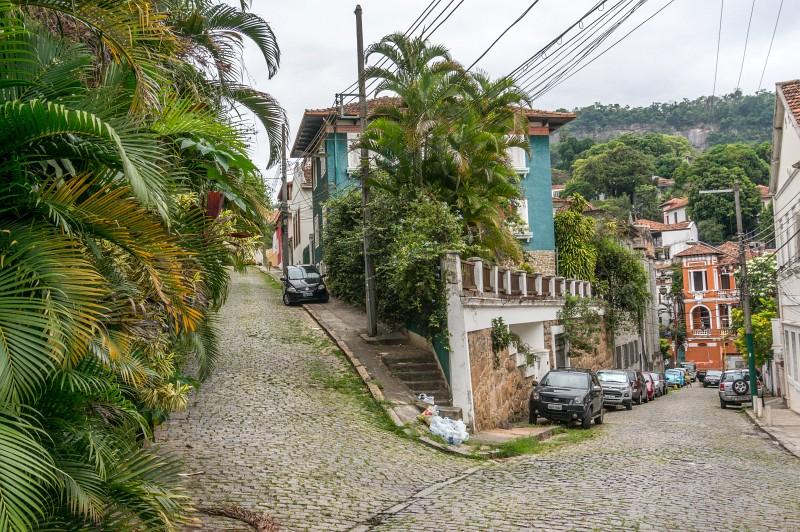 Santa Teresa Rio de Janeiro in Brasilien
