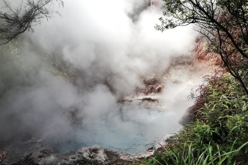 Schwefelquelle Rotorua