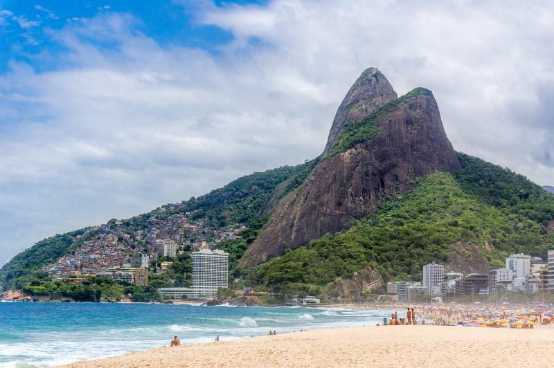 Strand Leblon Rio de Janeiro
