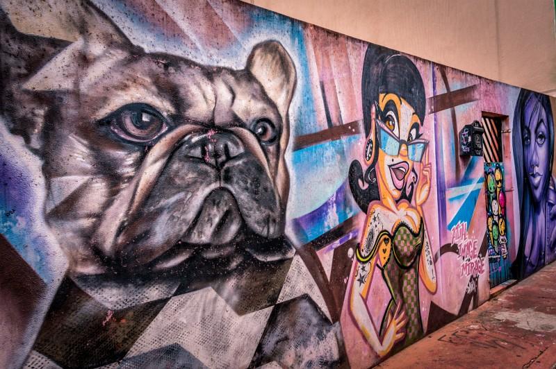 Street Art in Sao Paulo