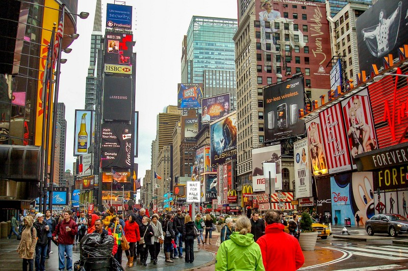 Times Square New York - USA